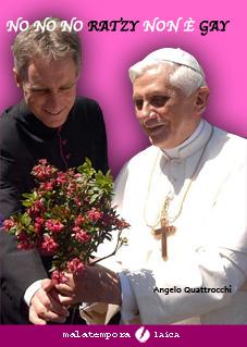 le pape en rose