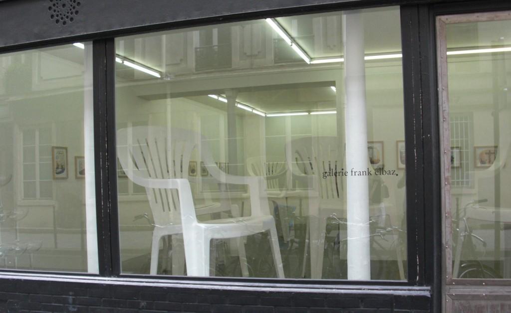 Gros cul chaises geantes