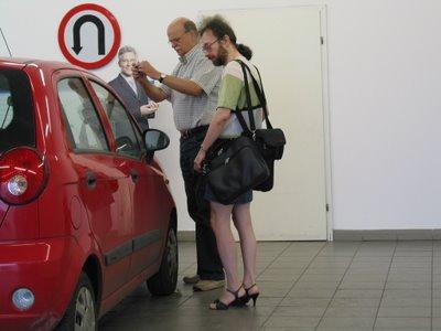 Salon de l'auto