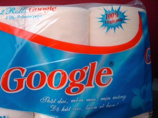 papier toilette-google