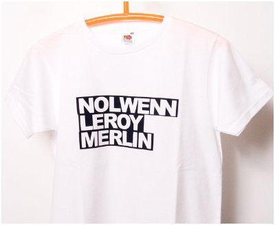 Tee shirt Nolwenn Leroy Merlin