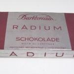 radium chocolat
