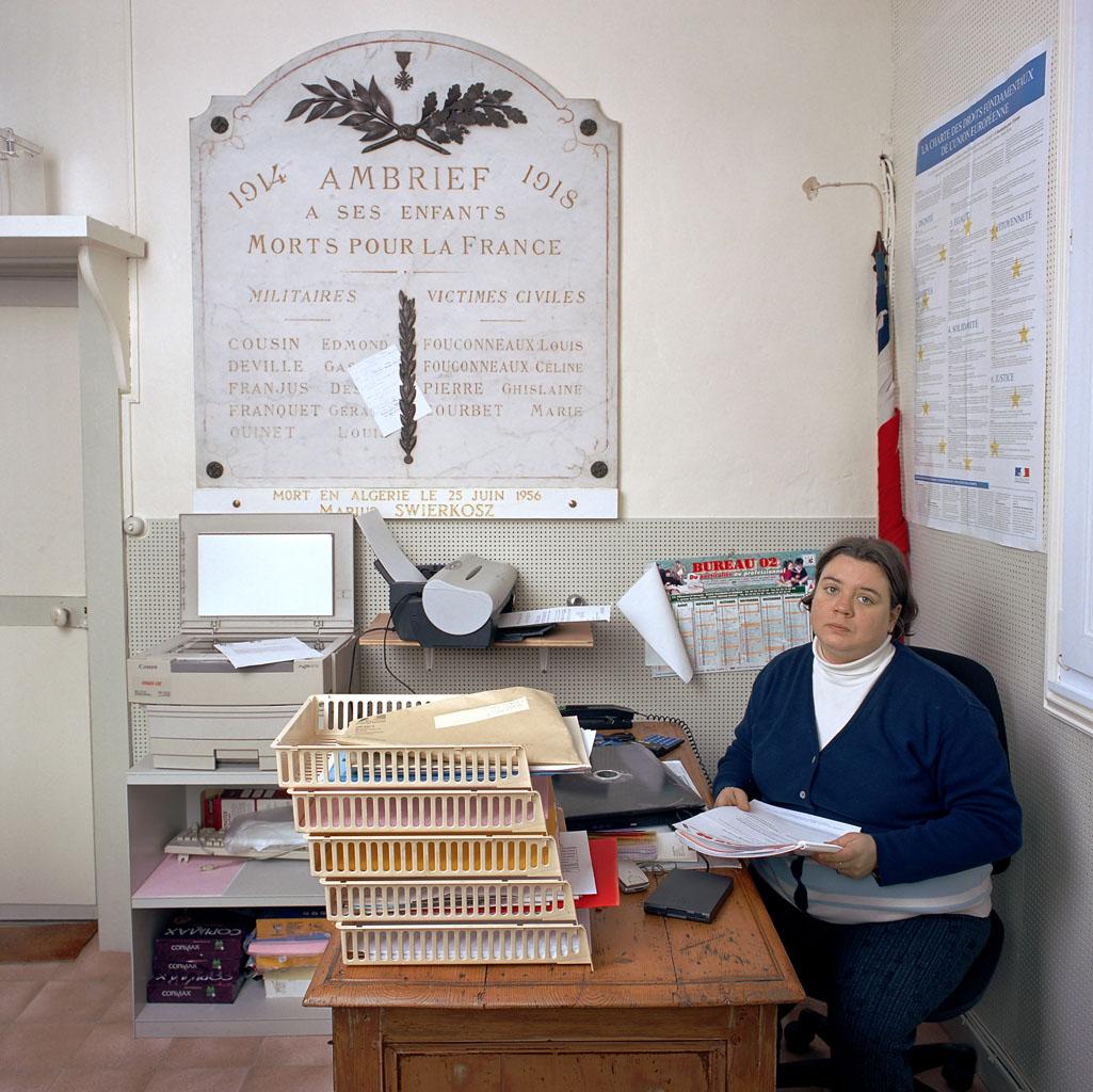 Bureaucratie for France bureau