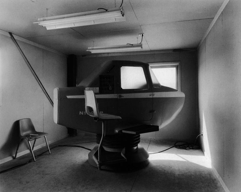 simulateur de vol