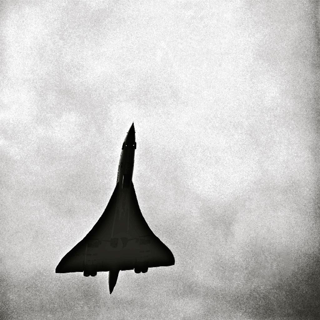 Concorde avion