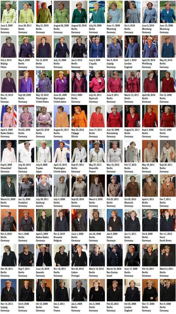 Pantone Ankela Merkel