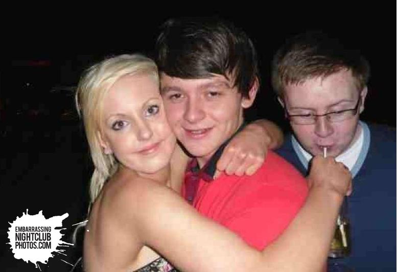 embarrassing night club photos
