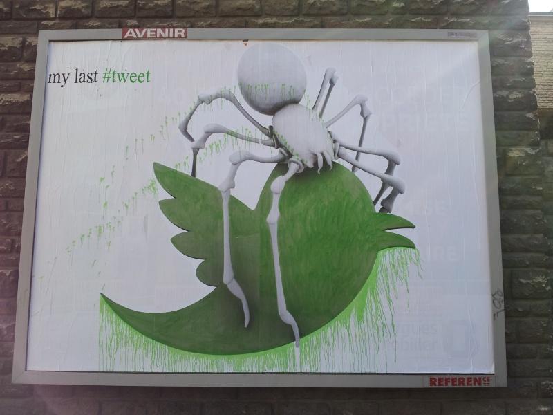 my last #tweet