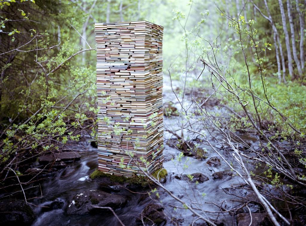 Livre en forêt Rune Guneriussen
