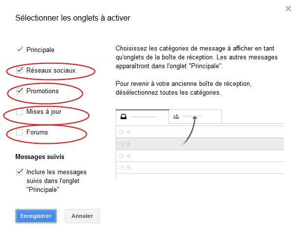 comment desactiver la nouvelle boite email gmail 3