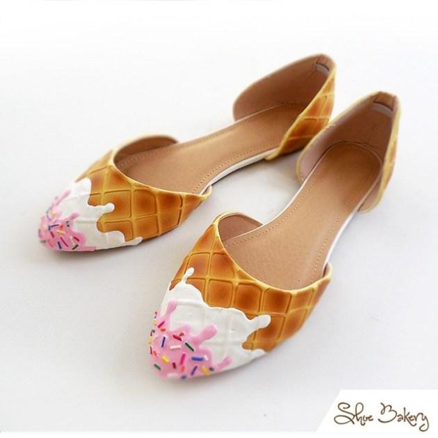 chaussures en forme de gâteaux (8)
