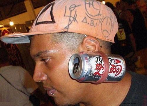 piercing canette coca cola