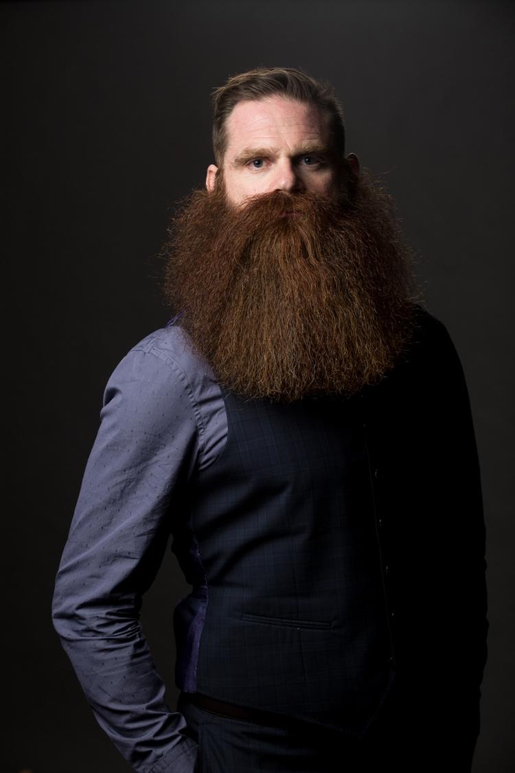 Concours de barbes et moustaches